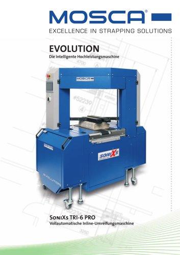 Evolution SoniXs TRI-6 Pro