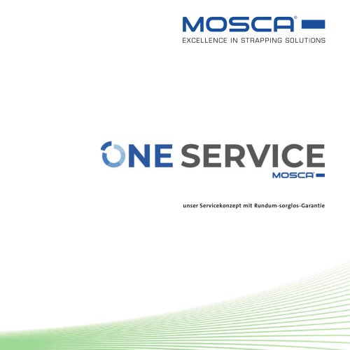 ONE Service - Support by MOSCA