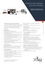 Compucut® CONTROL & AUTO-CONTROL - 1