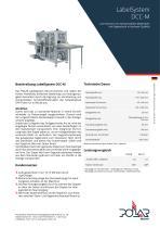 LabelSystem DCC-M - 1