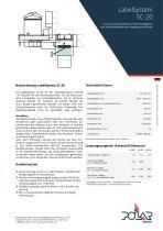 LabelSystem SC-20 - 1