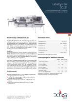 LabelSystem SC-21 - 1