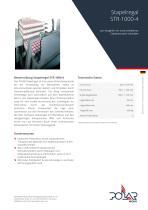 Stapelregal STR-1000-4 - 1