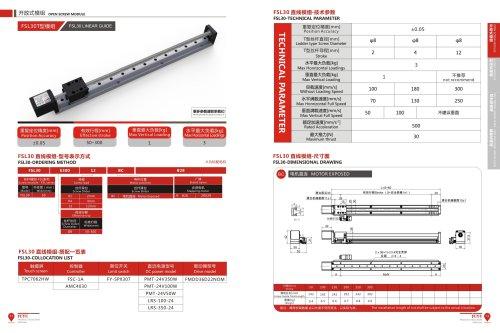 Open Screw Module FSL30