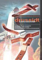 Hochflexible Strombrücken, Bänder, Kabel, Hochstromtechnik
