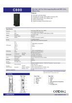 C800 Thin Client