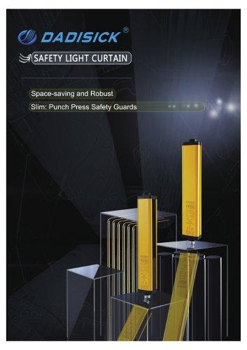 DADISICK QS Series Light Curtain for Punching Machine