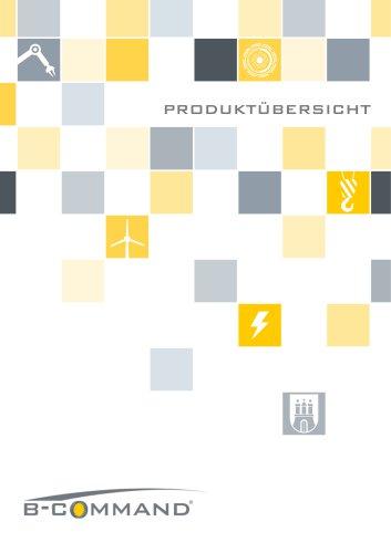 Produktübersicht B-COMMAND GmbH
