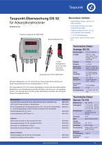 Datenblatt Taupunktsensor FA 510 - 2