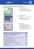 Technisches Datenblatt DP 400 mobil - 2