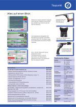 Technisches Datenblatt DP 500 - 2