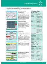 Technisches Datenblatt - DS 400 mobil - 2
