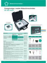 Technisches Datenblatt - DS 400 mobil - 3
