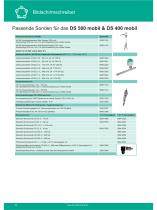 Technisches Datenblatt - DS 400 mobil - 7