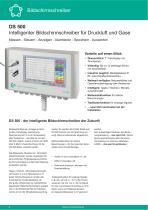 Technisches Datenblatt - DS 500 - 1