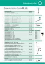 Technisches Datenblatt - DS 500 - 6