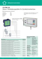 Technisches Datenblatt - DS 500 - 7