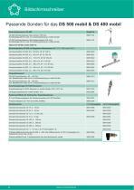 Technisches Datenblatt - DS 500 mobil - 7