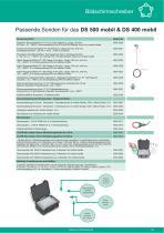Technisches Datenblatt - DS 500 mobil - 8
