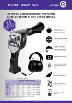 Technisches Datenblatt LD 500 - 1