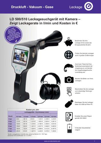 Technisches Datenblatt LD 500