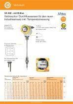 Technisches Datenblatt M-Bus Zähler - 8