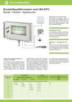 Technisches Datenblatt - OILCHECK stationär - 1