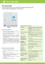 Technisches Datenblatt - OILCHECK stationär - 3