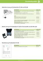 Technisches Datenblatt - OILCHECK stationär - 6