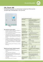 Technisches Datenblatt - PC 400 mobil - 3
