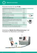 Technisches Datenblatt - PI 500 - 5