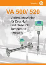 Technisches Datenblatt - VA 520 - 1