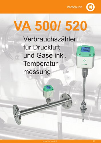 Technisches Datenblatt - VA 520