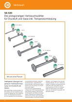 Technisches Datenblatt - VA 520 - 4