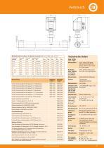 Technisches Datenblatt - VA 520 - 7