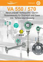 Technisches Datenblatt - VA 570 - 1