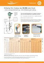 Technisches Datenblatt - VA 570 - 5