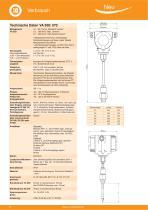 Technisches Datenblatt - VA 570 - 8