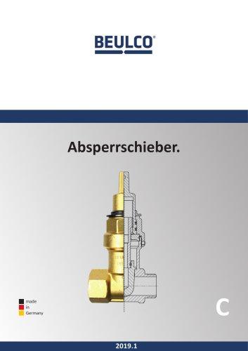 BEULCO Absperrschieber (Gesamtkatalog)