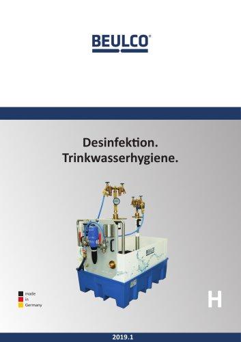 BEULCO Trinkwasserhygiene und -beprobung