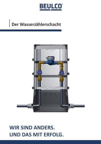 BEULCO Wasserzählerschacht Kurzbroschüre