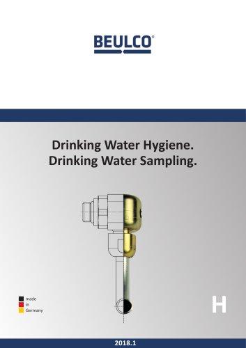 Drinking Water Hygiene / Drinking Water Sampling