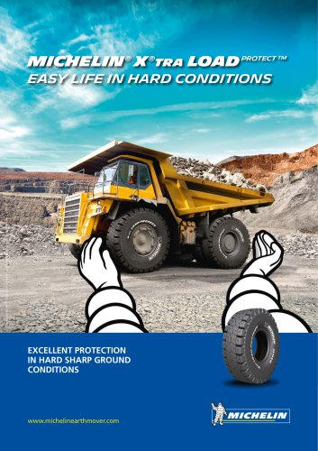 MICHELIN® X®TRA LOAD PROTECT™