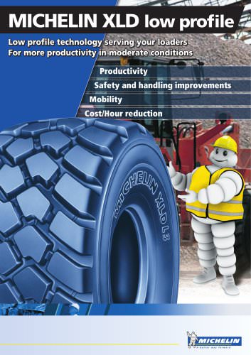 MICHELIN XLD low profile