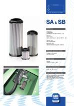 SA -SB