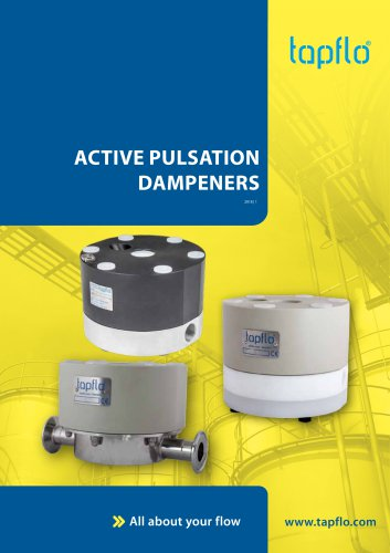 ACTIVE PULSATION DAMPENERS