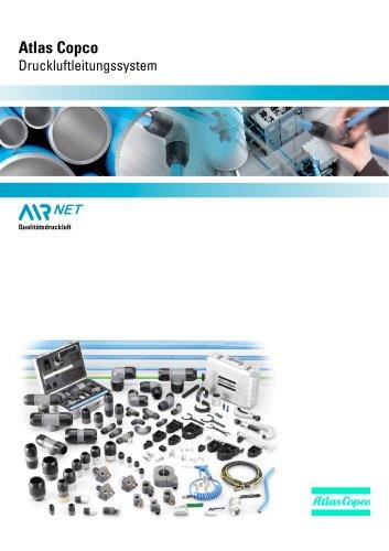 Atlas Copco Druckluftleitungssystem