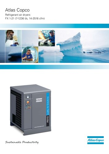 Brochure FX 1-21
