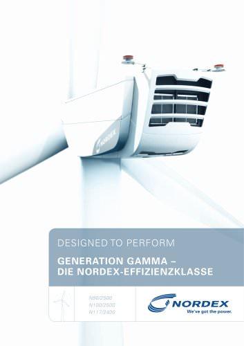 Nordex N117 (2,4 Megawatt)