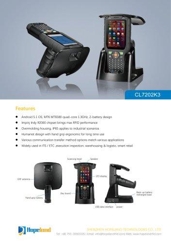 CL7202K3 Android handheld_datasheet